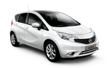 Nissan Note (or similar)