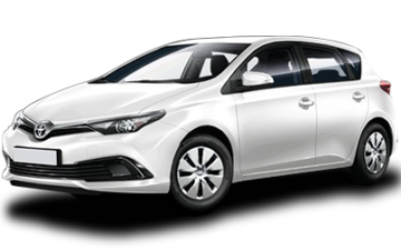 Toyota Auris (or similar)