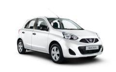 Nissan Micra (or similar)